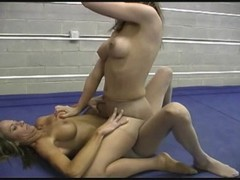 milf pantyhose wrestle.wmv Thumb