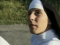 French French Lesbian Immoral Nuns Thumb
