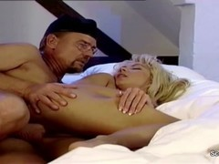 German Nun Seduce to Fuck by Prister in Classic Porn Movie Thumb