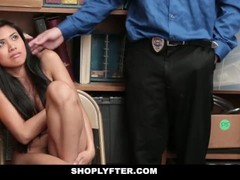 Shoplyfter - Hot Asian Cutie Fucked And Strip Searched Thumb